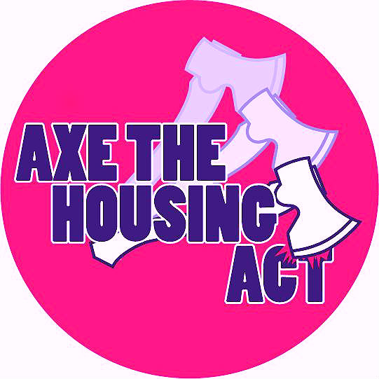 Axe The Housing Act