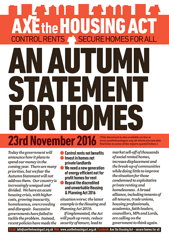 autumn statement A4